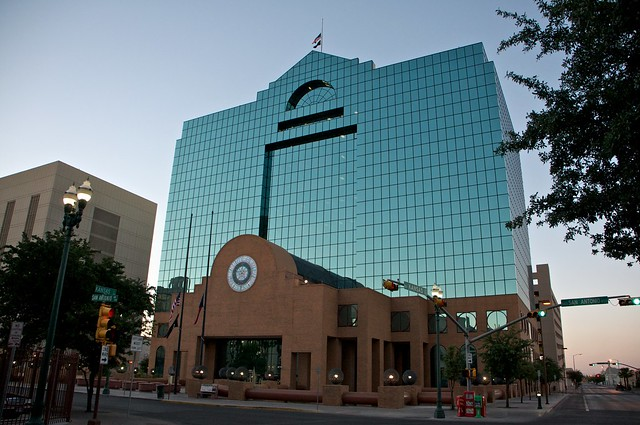 el paso county courthouse - 640×425