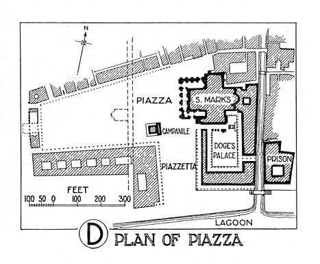 Piazza San Marco Plan Flickr Photo Sharing