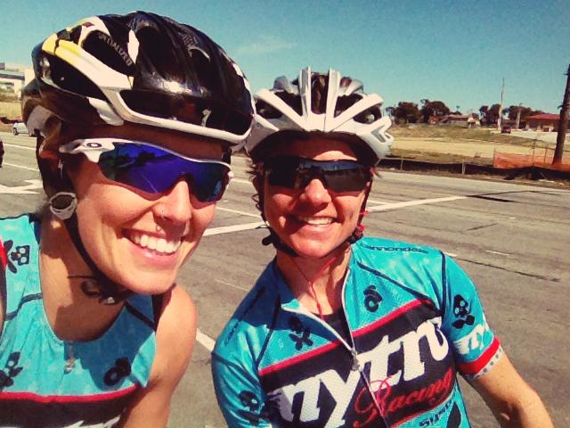 Nytro women's triathlon team