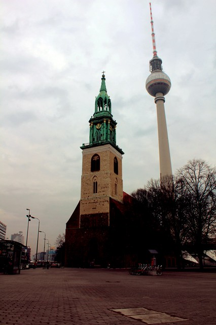 Marienkirche: Estern