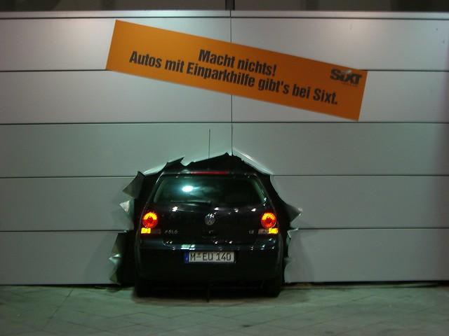 Sixt Car Hire Munich Airport