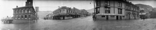 Business centre, Lyttelton N.Z., 5 May 1923