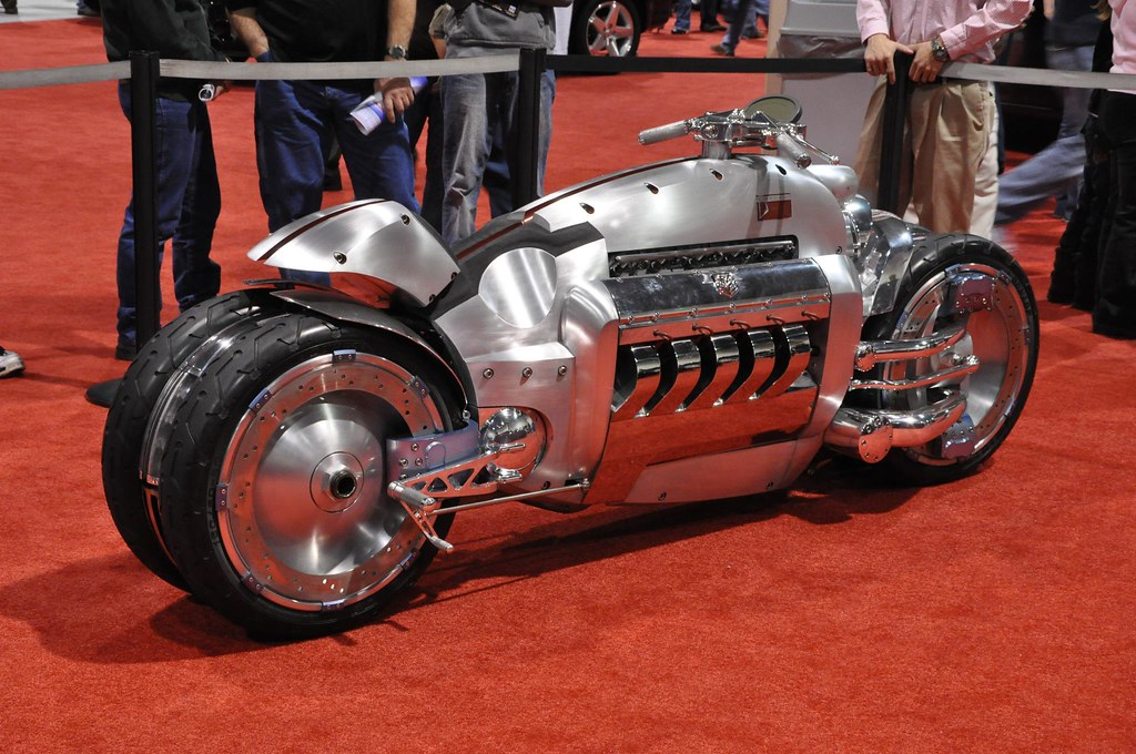 Dodge Tomahawk For Sale