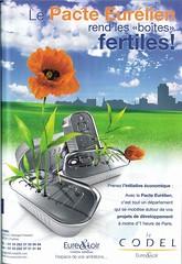 """Le Pacte Eurélien rend les boîte """"fertiles""""! (Entreprendre, 2008/10,N°224)"""