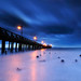 Blue Hour, Capitola Pier Sunrise - Capitola, California by Jim Patterson Photography