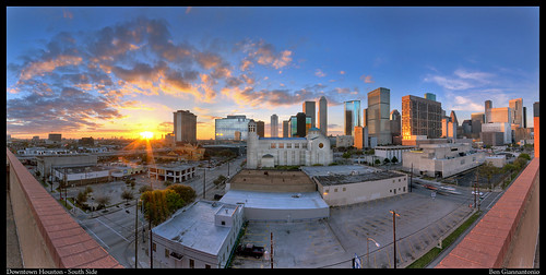South Downtown Houston