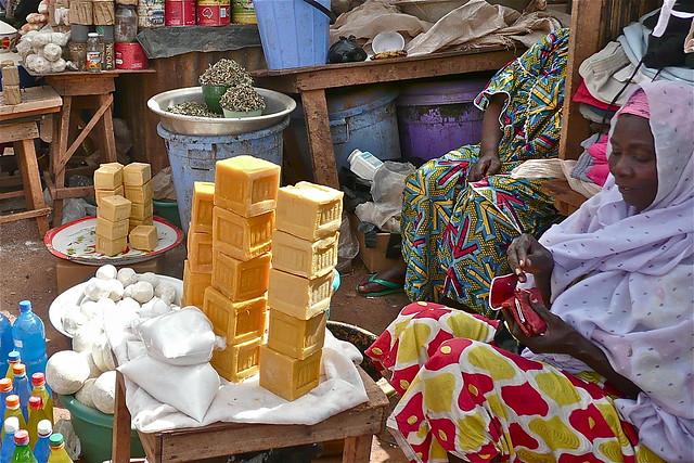 Mercado de Ouagadougou