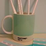 Pantone mug!