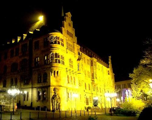 Rathaus in Duisburg