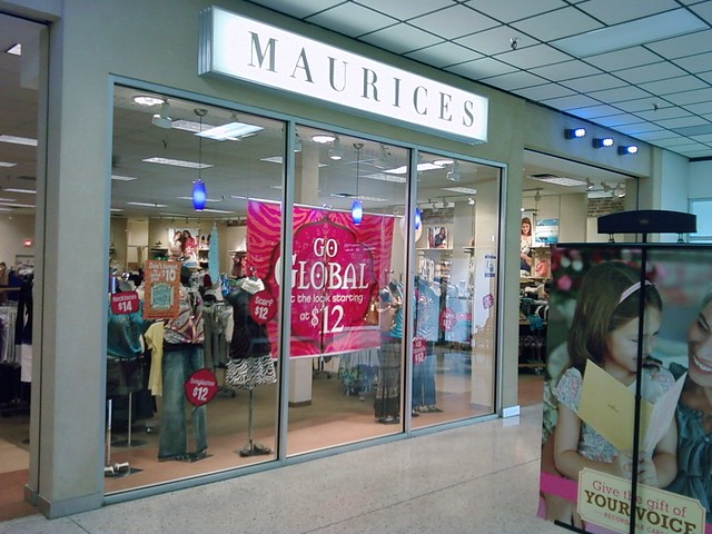 Westgate Mall - Carroll, Iowa - Maurices | Flickr - Photo Sharing!