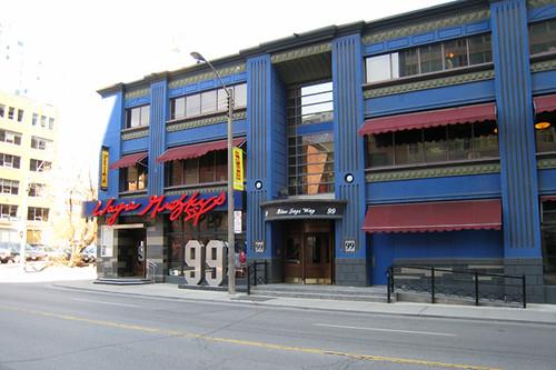 Wayne Gretzky Restaurant Downtown Toronto