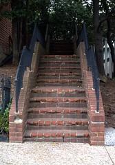 Brick Stairs (Washington, DC)