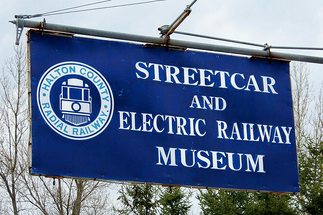 Halton County Radial Railway - Streetcar and Electric Railway Museum