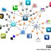 Social media dataflows