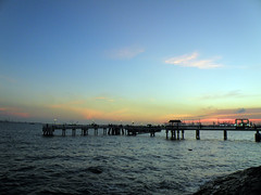 Sunset @ Labrador Park Jetty