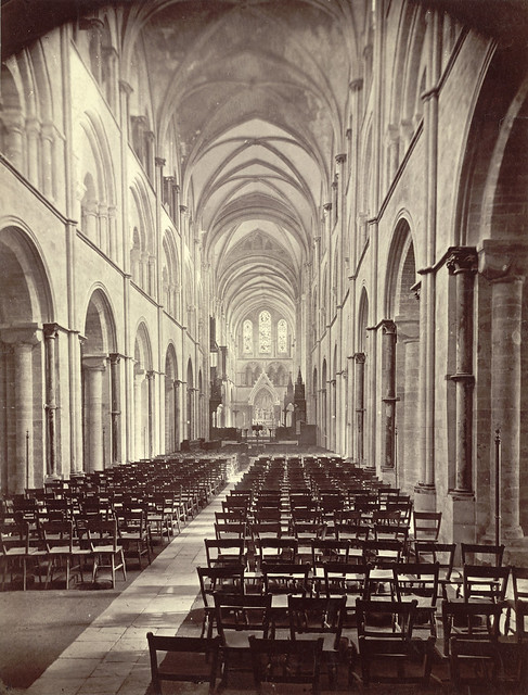 Chichester Cathedral, Interior View