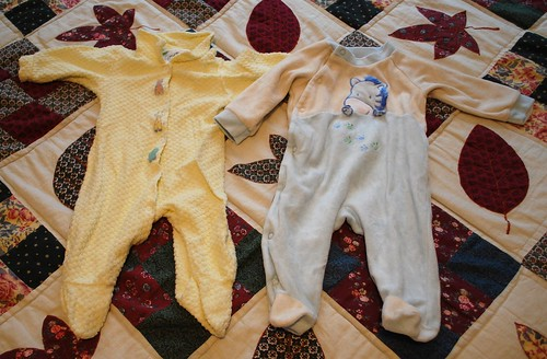 Baby Clothes from Value Village