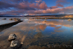Mono Lake from Black Point at Sunrise