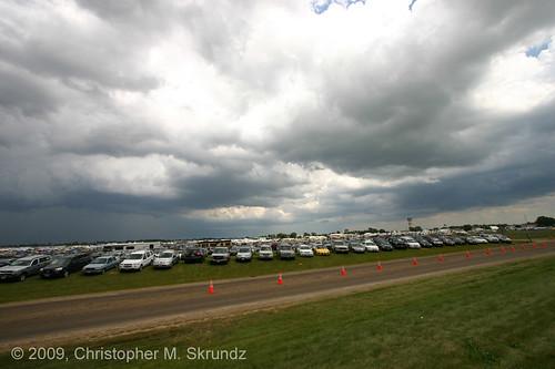 chris wisconsin clouds airplane photography parking lot oshkosh 2007 wittman skrundz