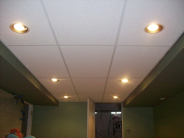 Drop Ceiling And Recessed Lights New 2x4 Drop Ceiling And Flickr Phot