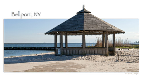 Bellport Gazebo by Alida's Photos