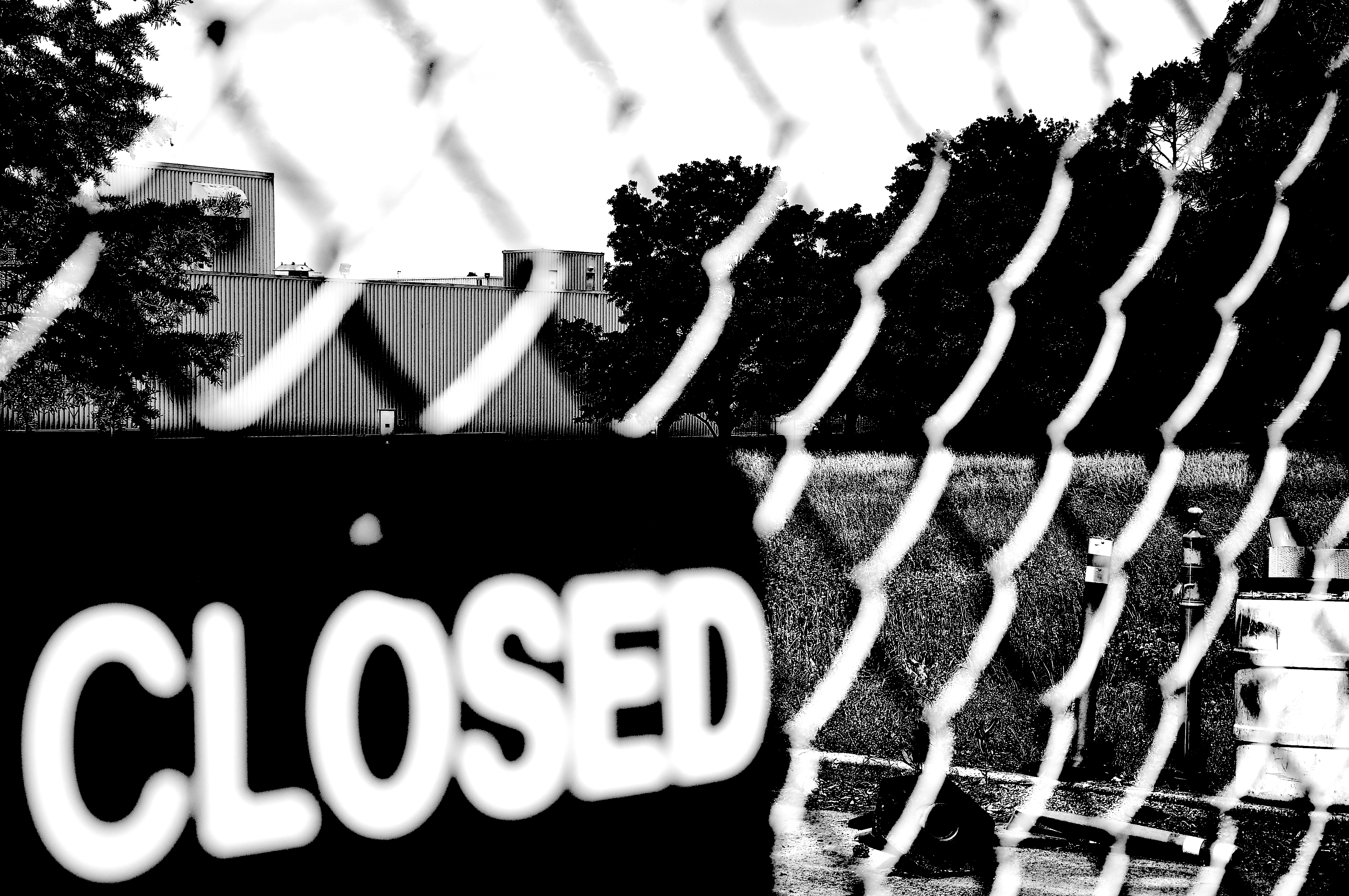 American Industry... closed. - M1510 h712