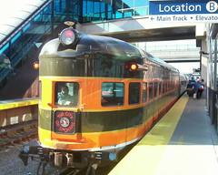 Private Rail Car - City of Spokane
