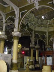 Abbey Mills Pumping Station interior