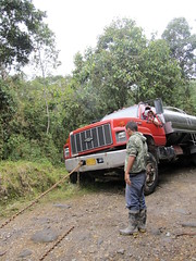 Milk Tanker Rescue