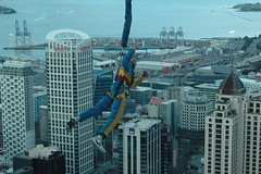 Feel the adrenaline gushing through your veins with Sky Jump - Things to do in Auckland