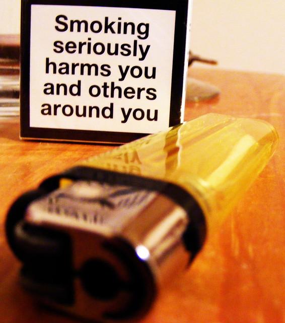 Smoking harms