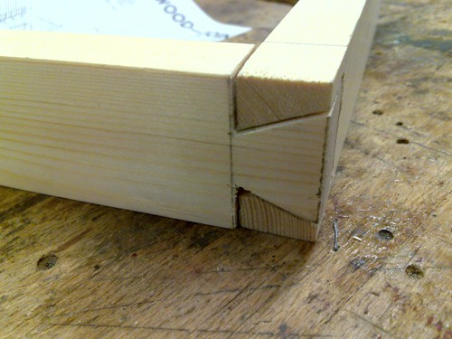 No 3: Dovetail joint