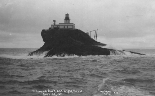 Tillamook Rock and Lighthouse