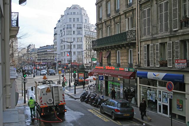 Hotel Paris Nord  Rue De Dunkerque