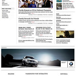 Washington Post proposed redesign by _