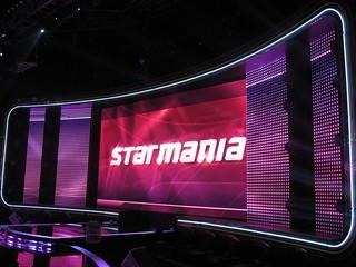 Starmania Bühne