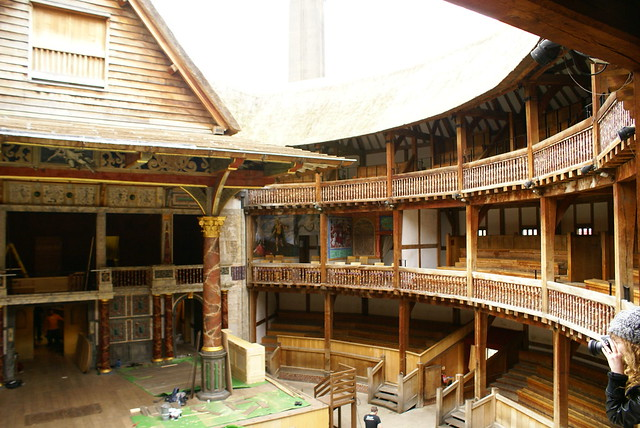 4 09 09 London Day 3 Old Globe Theatre Flickr Photo Sharing