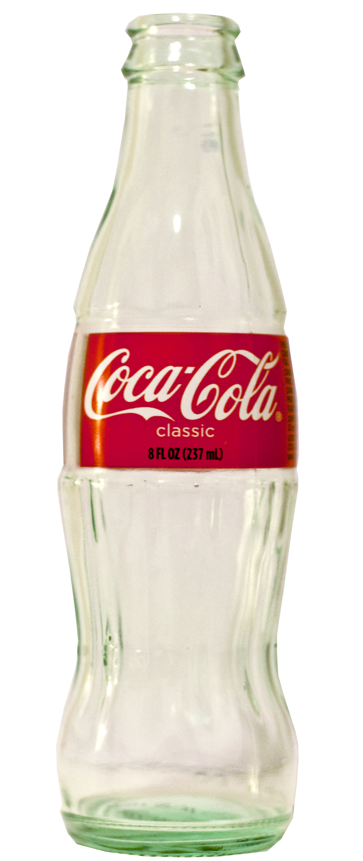 classic original coke bottle glass empty flickr photo