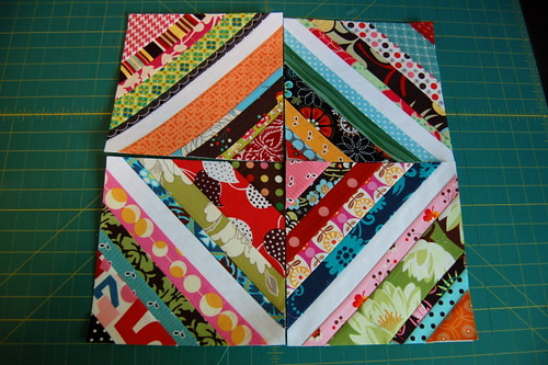 string quilt blocks