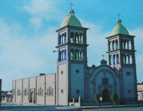 San Luis Río Colorado, Iglesia de la Inmaculada Concepción
