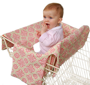 Classic Shopping Cart Cover - Elodie