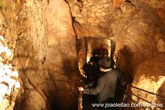 No interior da Cidade de David em Jerusalém