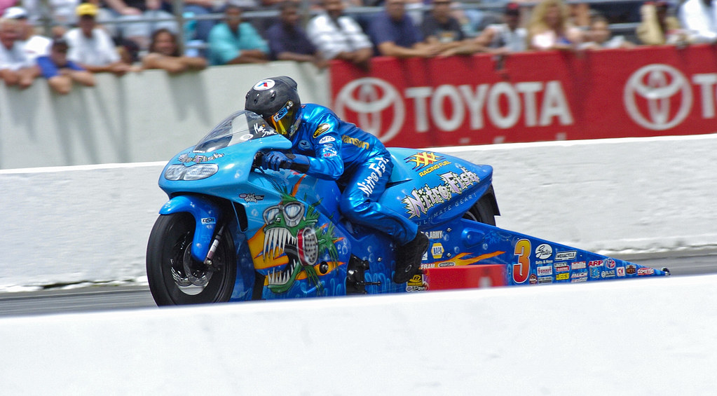 Matt Smith - Pro Stock motorcycle