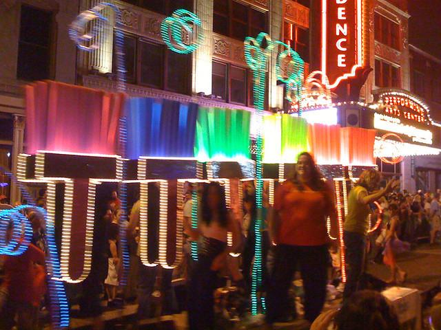Providence gay pride parade