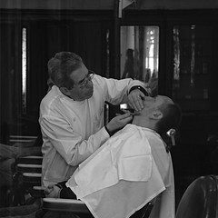 Un barbiere di Lisbona...