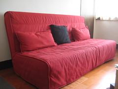 Ikea Red Sofa Bed Beddinge Flickr Photo Sharing