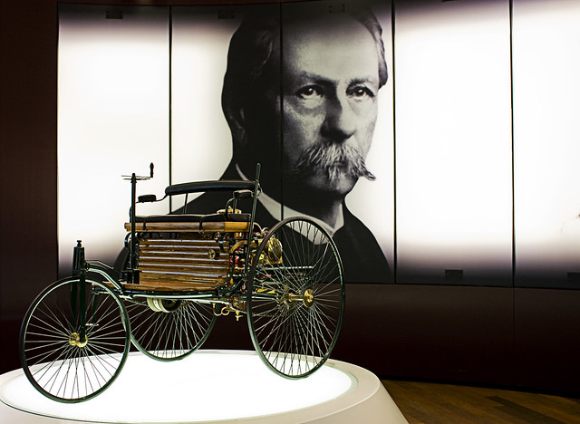 Karl Benz: Flickr - Photo Sharing
