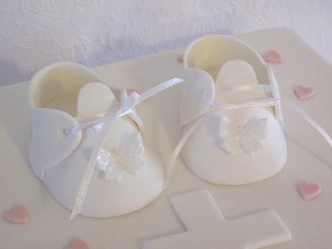 Cake Decorating Baby Booties Template : mienna diaz shoes Flickr - Photo Sharing!