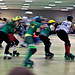 Roller Derby by MKCardwell
