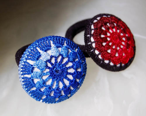 Crocheting Accessories : CROCHET HAIR BANDS Crochet For Beginners